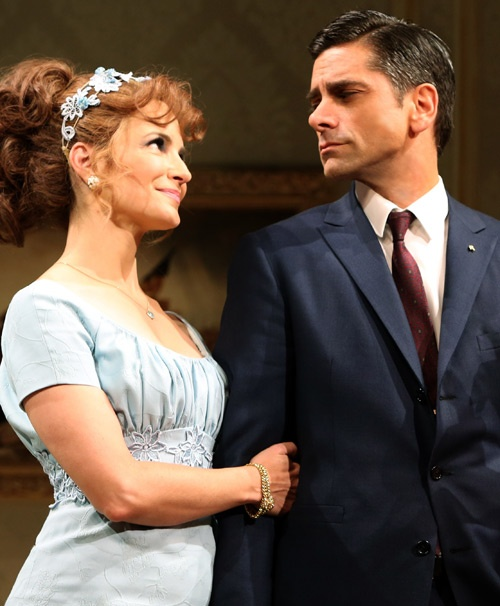 Show Photos - The Best Man - Kristin Davis - John Stamos