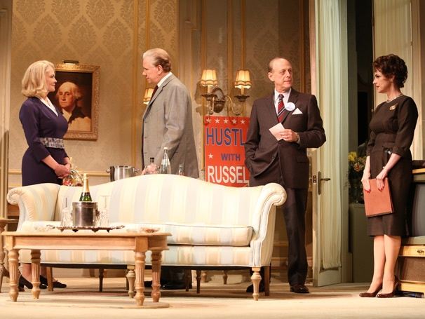 Show Photos - The Best Man - Cybill Shepherd - John Larroquette