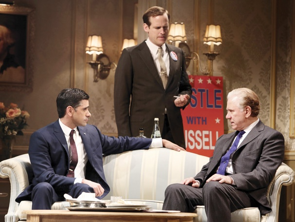 Show Photos - The Best Man - John Stamos - Corey Brill - John Larroquette