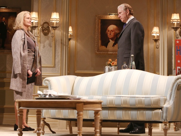 Show Photos - The Best Man - Cybill Shepherd - John Laroquette