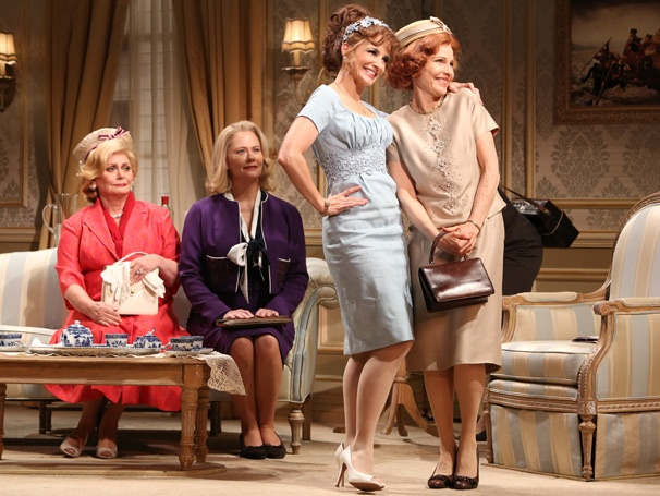 Show Photos - The Best Man - Elizabeth Ashley - Cybill Shepherd - Kristin Davis - Donna Hanover