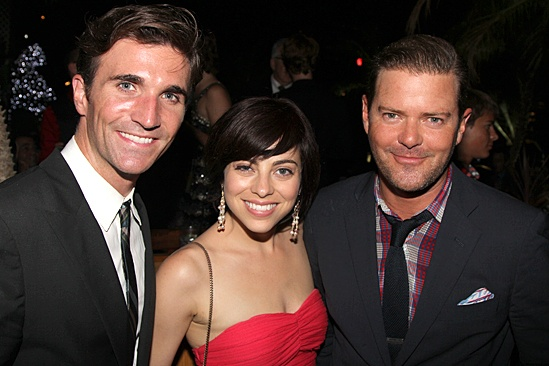 Bring It On Opening Night – Charlie Sutton – Krysta Rodriguez – Clarke Thorell