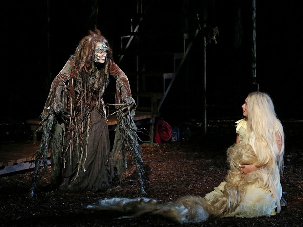 Show Photos - Into the Woods - Donna Murphy - Tess Soltau