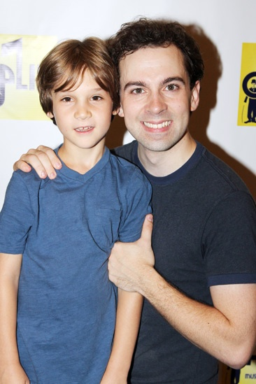 Chaplin  Meet and Greet  Zachary Unger  Rob McClure
