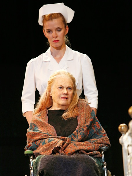 Heartless Show Photos - Lois Smith - Betty Gilpin