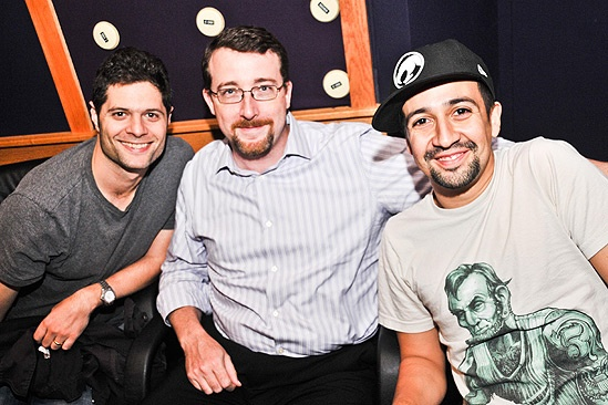 Bring It On Recording – Tom Kitt – Sean Patrick Flahaven- Lin-Manuel Miranda