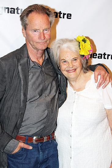 Heartless – Opening Night – Sam Shepard - Lois Smith
