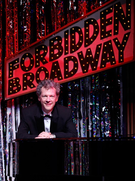 Show Photos - Forbidden Broadway: Alive & Kicking - David Caldwell