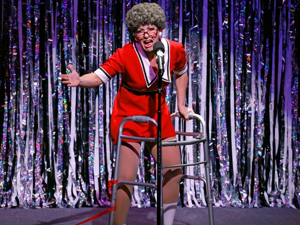 Show Photos - Forbidden Broadway: Alive &amp; Kicking - Jenny Lee Stern
