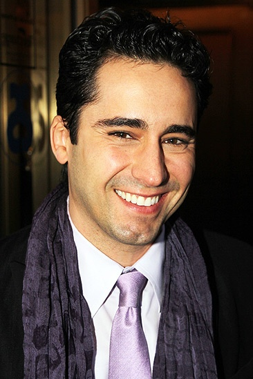 Chaplin  Opening Night  John Lloyd Young