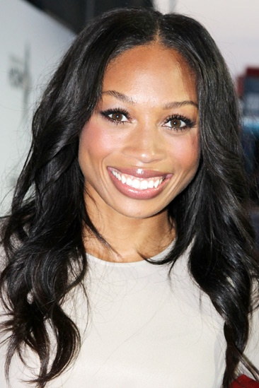 Book of Mormon LA OpeningAllyson Felix