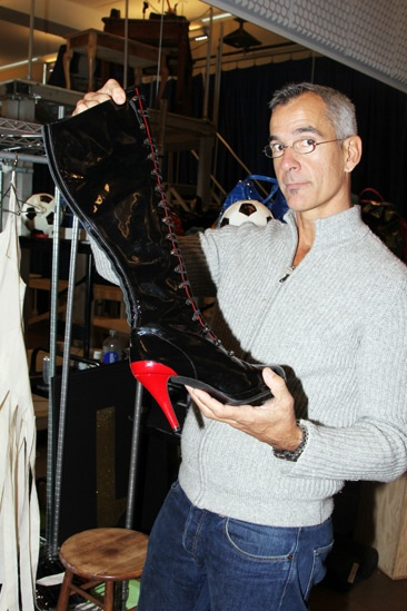 Kinky Boots- Jerry Mitchell