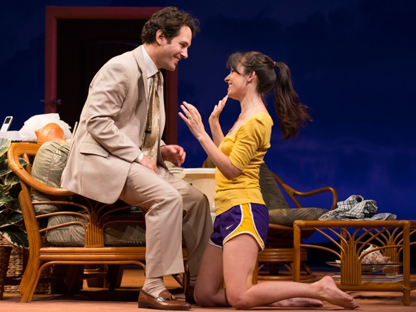 Show Photos - Grace - Paul Rudd - Kate Arrington
