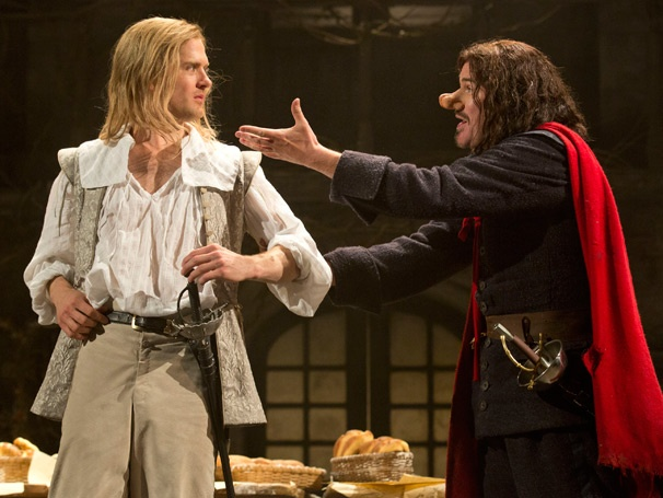 Show Photos - Cyrano de Bergerac - Kyle Soller - Douglas Hodge