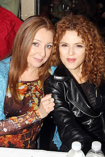 Broadway Flea Market – Donna Murphy- Bernadette Peters
