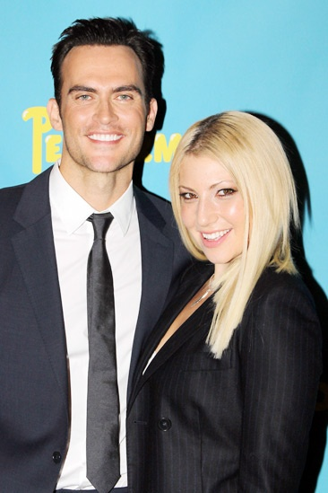 The Performers - Cast - Cheyenne Jackson - Ari Graynor