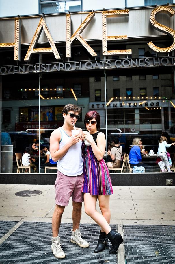 Broadway Besties — Wesley Taylor — Krysta Rodriguez