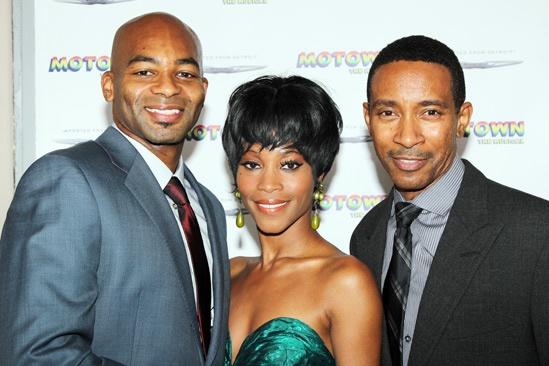 Motown Preview — Brandon Victor Dixon — Valisia LeKae — Charles Randolph-Wright