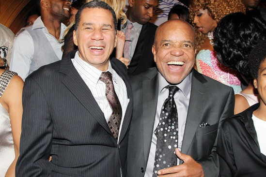 Motown Preview  David Paterson  Berry Gordy