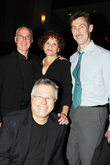 Little Shop of Horrors- NYFF Frank Oz- Alan Menken- Ashman family