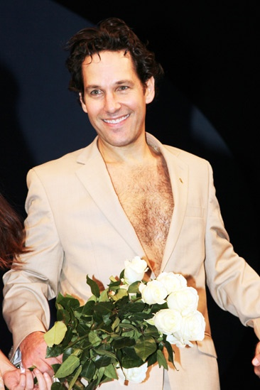 Grace – Opening Night – Paul Rudd