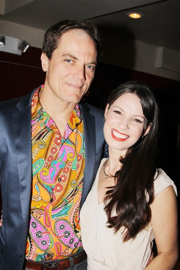 Grace – Opening Night – Michael Shannon – Kate Arrington