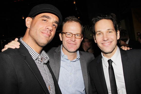Grace – Opening Night - Bobby Cannavale – Thomas McCarthy – Paul Rudd