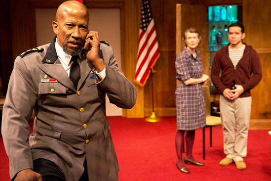 Heresy Show Photos - Reg E. Cathey – Annette O'Toole – Danny Rivera