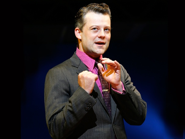 Show Photos - Jersey Boys - Jeremy Kushnier
