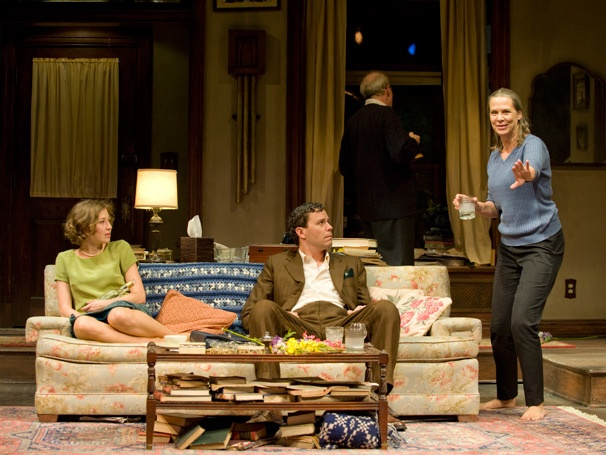 Show Photos - Who's Afraid of Virginia Woolf - Carrie Coon - Madison Dirks - Tracy Letts - Amy Morton