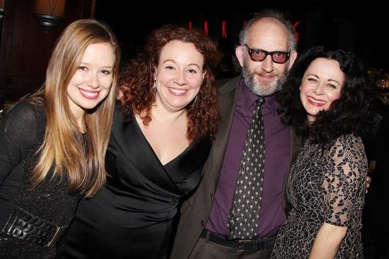 'Cyrano de Bergerac' Opening Night — Molly Ranson — Frances Mercanti-Anthony — Max Baker — Geraldine Hughes