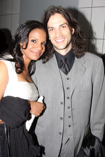 Audra McDonald &amp; Will Swenson Love Timeline  Drama Desk 2009