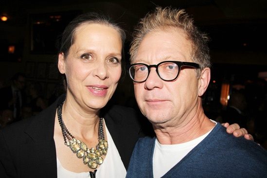 Who's Afraid of Virginia Woolf – Opening Night – Amy Morton - Jeff Perry