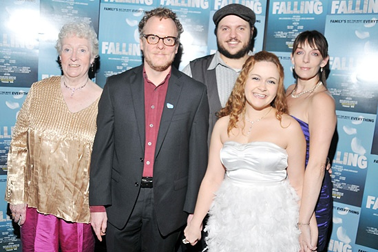 Falling- Celia Howard- Daniel Pearce- Daniel Everidge- Jacey Powers- Julia Murney
