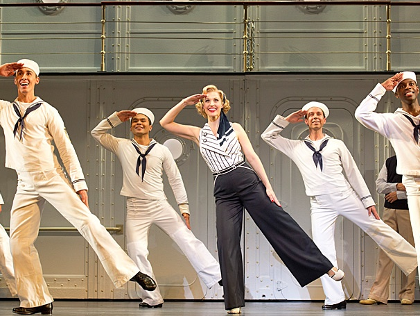 Anything Goes - tour - Rachel York