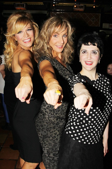 Mamma Mia – 11th Anniversary – Felicia Finley – Judy McLane – Lauren Cohn