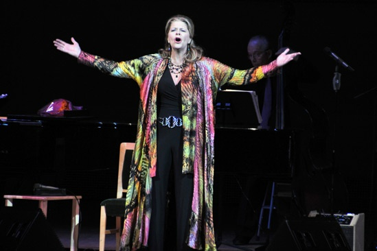Barbara Cook 85th Birthday Concert — Susan Graham