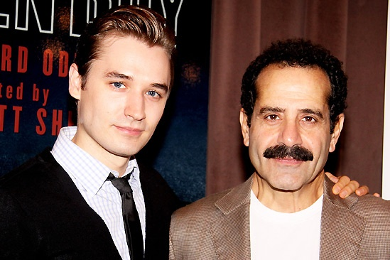 Golden Boy- Seth Numrich- Tony Shalhoub