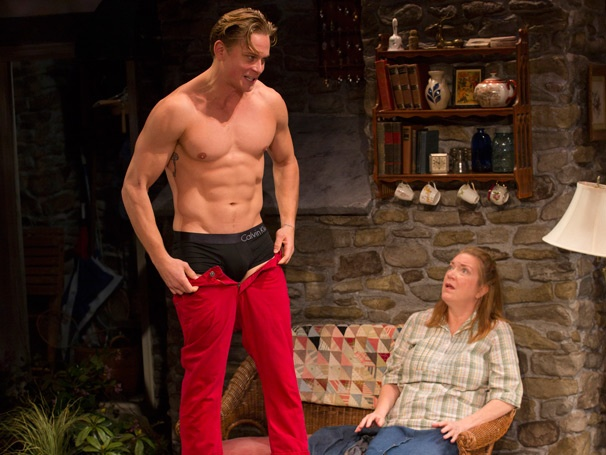 Show Photos - Vanya and Sonia and Masha and Spike - Billy Magnussen - Kristine Nielsen