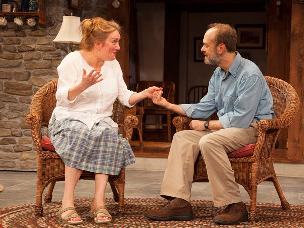 Show Photos - Vanya and Sonia and Masha and Spike - Kristine Nielsen - David Hyde Pierce
