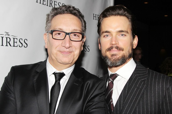 The Heiress – Opening Night – Moises Kaufman – Matt Bomer