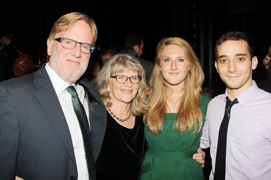 The Heiress – Opening Night – Tim Braine - Judith Ivey – Maggie Braine – Zach Ellis