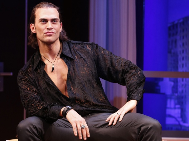 Show Photos - The Performers - Cheyenne Jackson