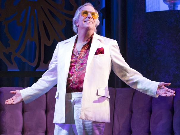 Show Photos - The Performers - Henry Winkler