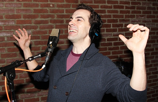 Chaplin  Cast recording  Rob McClure