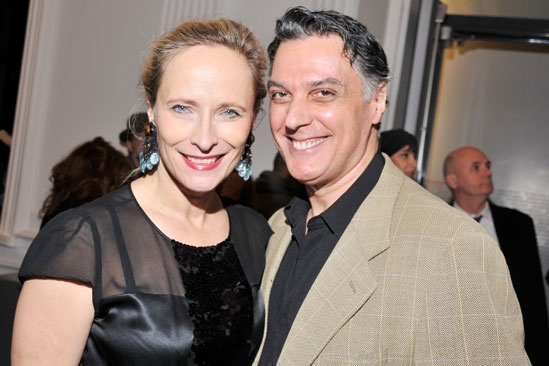 'Sorry' Opening Night — Laila Robins — Robert Cuccioli