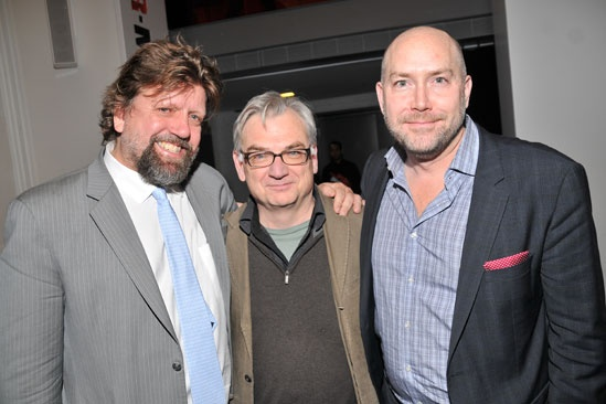 'Sorry' Opening Night — Oskar Eustis — Richard Nelson — Patrick Willingham