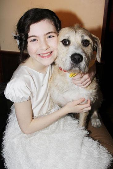 Annie- Lilla Crawford – Sunny