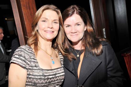 Checkers opening night – Kathryn Erbe – Mare Winningham