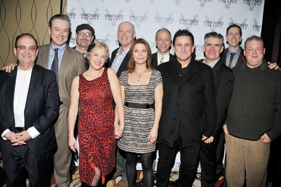 Checkers opening night – cast